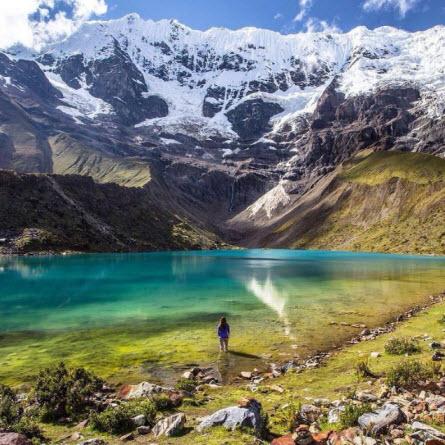 Humanity Lake, Peru