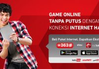 Paket Data Internet Telkomsel