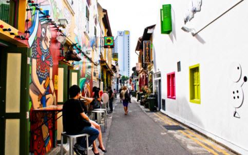 Mau Foto OOTDan di Asia? Kunjungi Negara Ini!