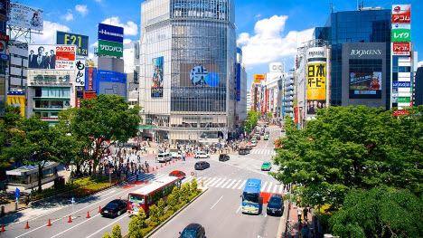 Shibuya, Jepang