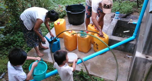 Kebutuhan Air Bersih