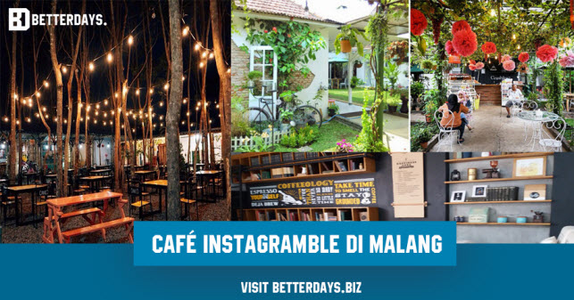 6 Café Instagramble di Malang