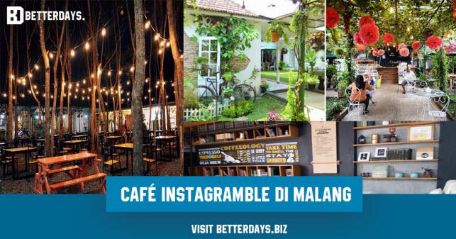 Café Instagramble di Malang