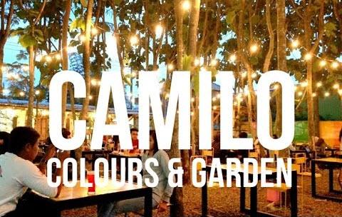 Camilo Color & Garden, Malang