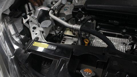Cek Mesin Mobil