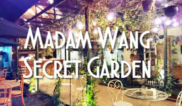 Madam Wang Secret Garden