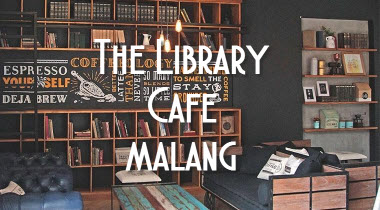 The Library Café, Malang