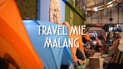 Travel Mie, Malang