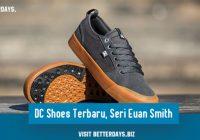 DC Shoes Terbaru, Seri Evan Smith