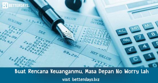 Rencana Keuangan untuk Masa Depan