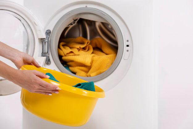 No pakai mesin cuci