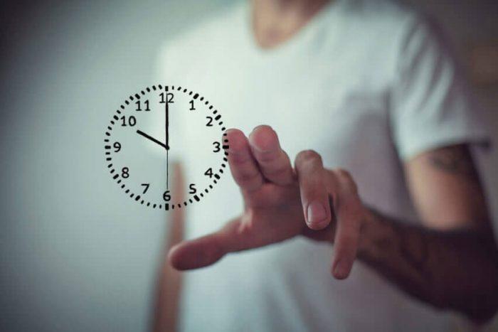 Aplikasi untuk time tracking
