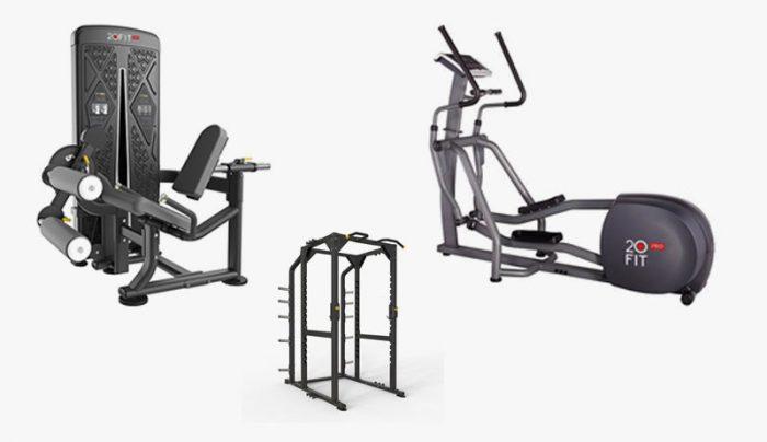 Produk Alat Fitness dari Fitco
